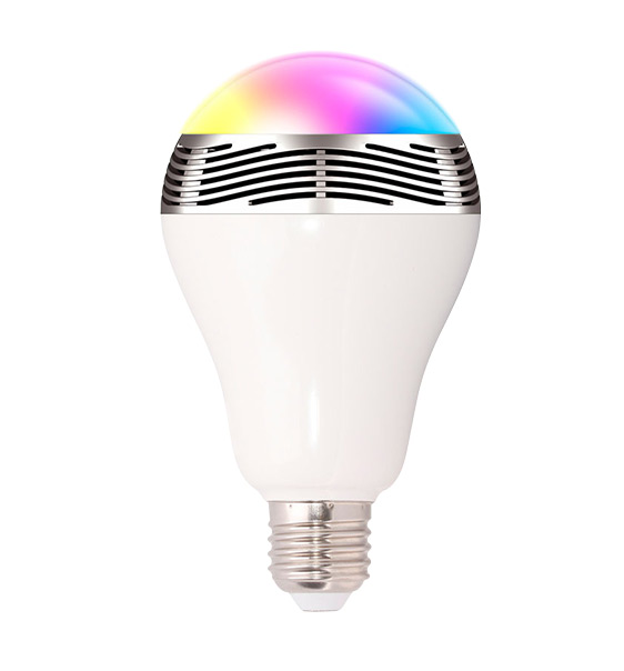 GMH Bulb Speaker – Bluetooth LED Light