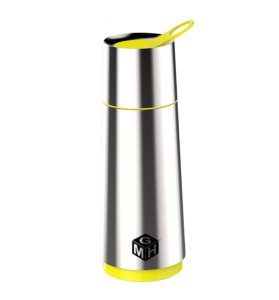 GMH Smart Mug - Bluetooth - Stainless (CloudCup)