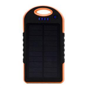 Solar Panel Charger � Orange