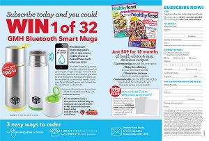 Australian Healthy Food Guide - Smart Mug - Dec 2016
